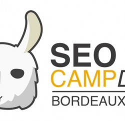 logo du seo camp day à bordeaux
